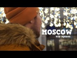 Moscow. Red Square. Bokeh on sony a6000 kit