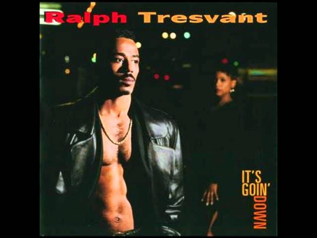 Ralph Tresvant- Your Touch