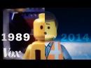How fan films shaped The Lego Movie