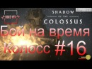 Shadow of the Colossus (В тени колосса) Бой на время: сложный [Колосс] 16