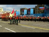 Парад в честь 70 летия Победы  Parade in honor of the 70th anniversary of the Victory Vol 1