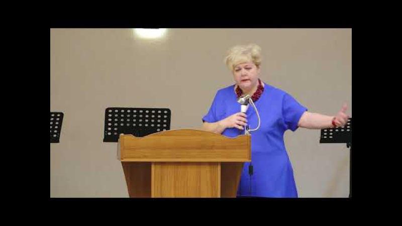 Пастор Марина Широнина / Отец и два сына