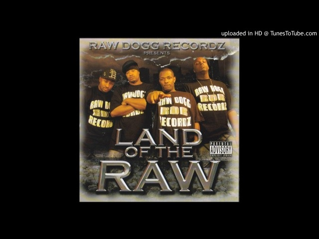 Raw Dogg Recordz - Pour It Up (Sean Nitty, Skoochy, B-C, Hitman, Jay-Suave, Spyder Raw) (2007 Chicag