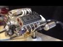 Model RC Twin Nitro Engine 4 WD Car, Radio Controlled Lowrider Toy Cars