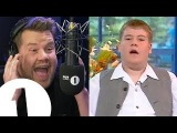 James Corden faces embarrassing questions from Harry Styles, Rita Ora and Jack Whitehall