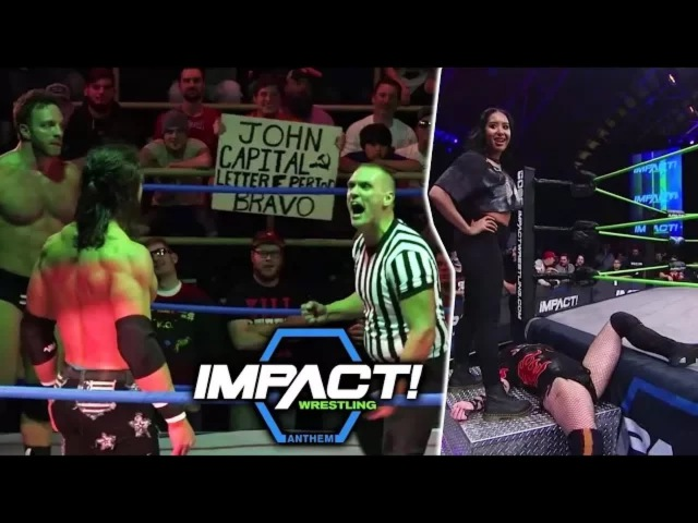 GFW Impact Wrestling 18th January 2018 Highlights HD - TNA Impact 1/18/2018 Highlights HD | W Fight