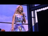 Jackie Evancho - Writing's on the Wall (live in concert 2016)