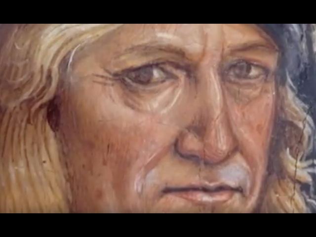 ЛУКА СИНЬОРЕЛЛИ. Кончина века. Библейский сюжет