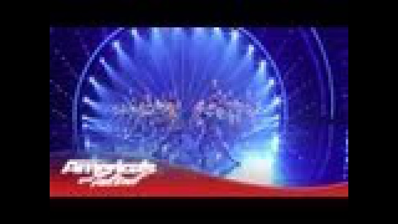 The Rockettes Perform a New Routine - Americas Got Talent 2013 Finale