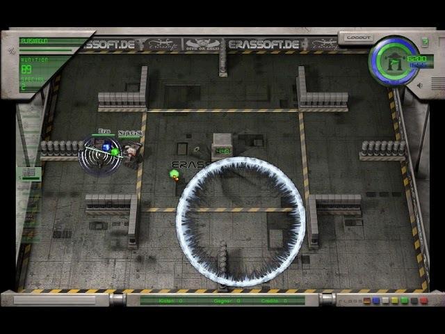 Xblaster Remake - Rocketliga - Hunter vs. Ranger - Eras vs. NajkCzSk (v.0.024)