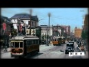 カラー映像で蘇る東京の風景 Tokyo old revives in color
