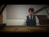 Joseph Haydn, Sonata in D major, Hob. XVI4 (No.9) (Andrei Andreev)