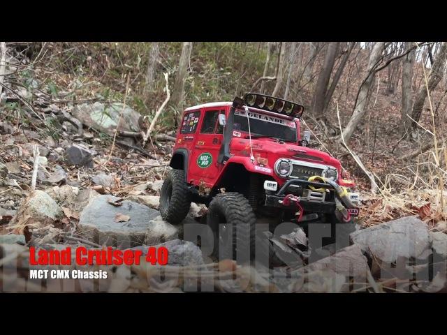 TRX-4 Defender Pickup | CMX LC40 | Defender D90 | Ascender K5 Blazer | Offroad Trail