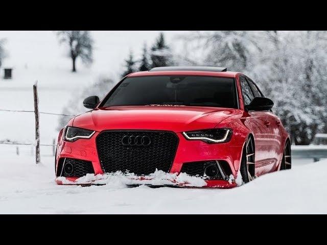Audi Quattro Drifts Donuts! Epic compilation!