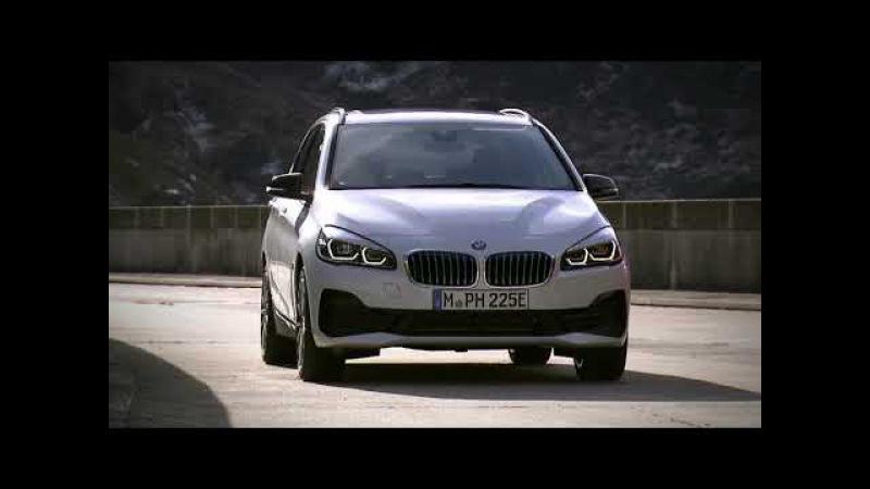 2018 BMW 2 Series Active Tourer facelift video debut