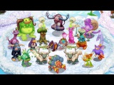 My Singing Monsters Dawn Of Fire - Cloud Island (Full Song) (1.14.0)
