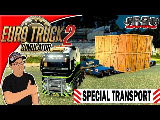 Special Transport DLC Euro Truck Simulator 2