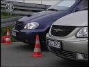 Motorvision Kia Carnival vs Chrysler Grand Voyager