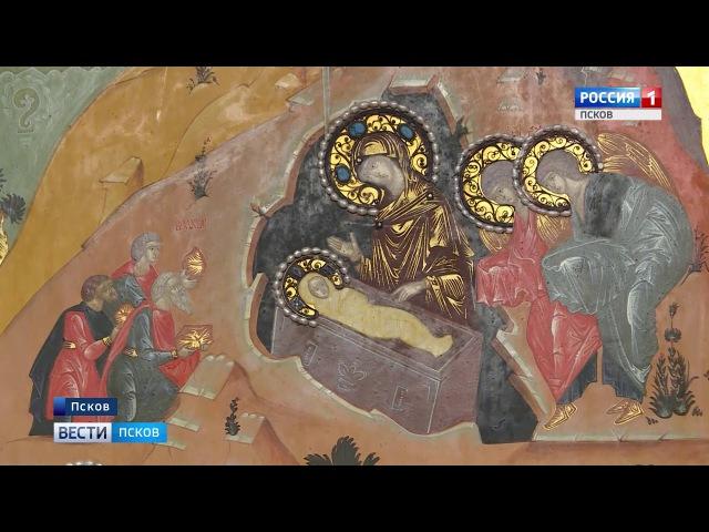 Рождественское послание митрополита Псковского и Порховского Евсевия (2018)