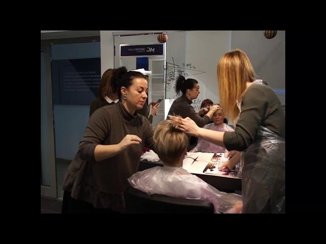 Ollin Professional Окрашивание волос Silk Touch и Megapolis смотреть онлайн без регистрации