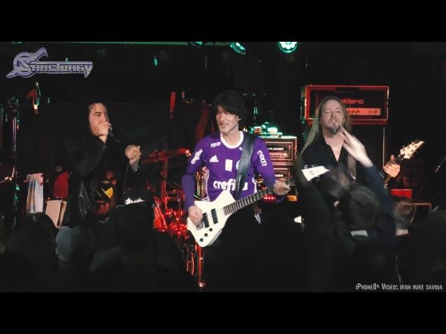 Sanctuary - Farewell Seattle Warrel Dane Tribute Show Highlights - El Corazon 3.5.18