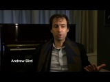 Andrew Bird Goes Top Shelf All The Way For Are You Serious