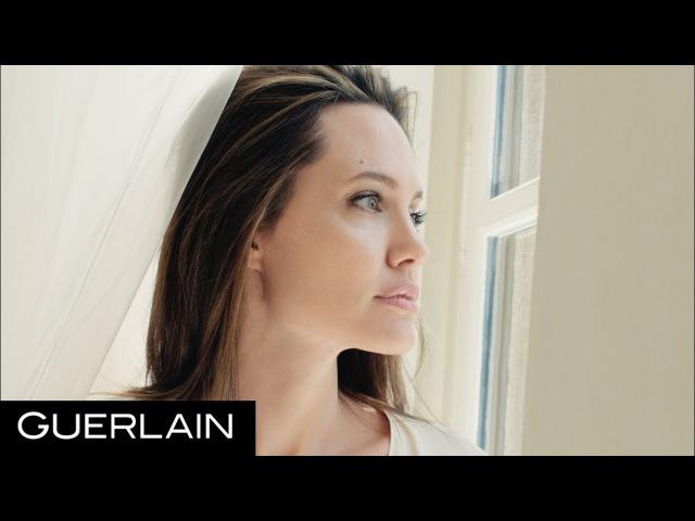 The fragrance Mon Guerlain – the new film starring Angelina Jolie - GUERLAIN