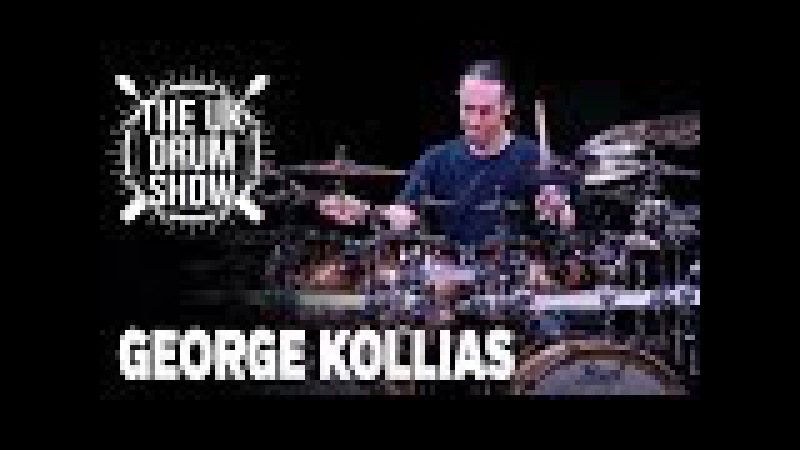 GEORGE KOLLIAS | U.K. Drum Show 2017