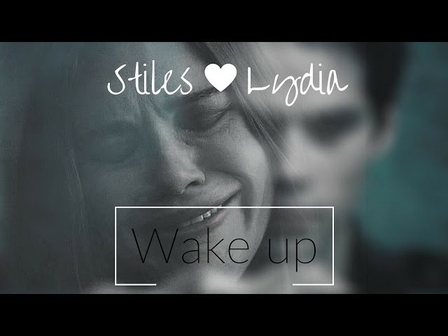 Stiles Lydia - Come on Lydia, wake up (6x05)