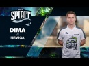 Team Spirit Dima vs Nemiga