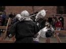 Современные мужские забавы родом из прошлого. Рыцарские турниры и пешие бои.