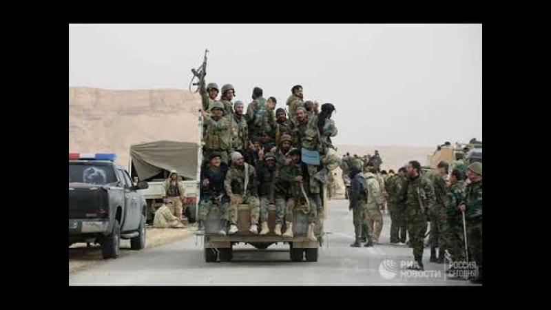 ВВС Израиля обстреляли сирийских военных под Масьяфом