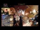 Барабан TV 40 | Джаз На Ударных | Свинг Упражнения На Координацию Урок №3