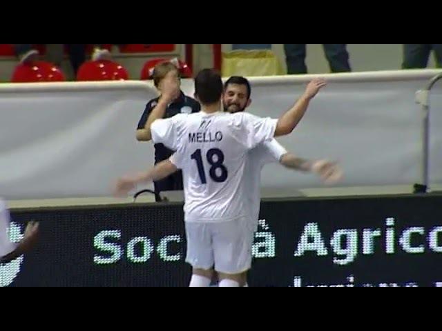 Super coppa Italiana | Luparense Football Club 7-5 Pescara Calcio a 5