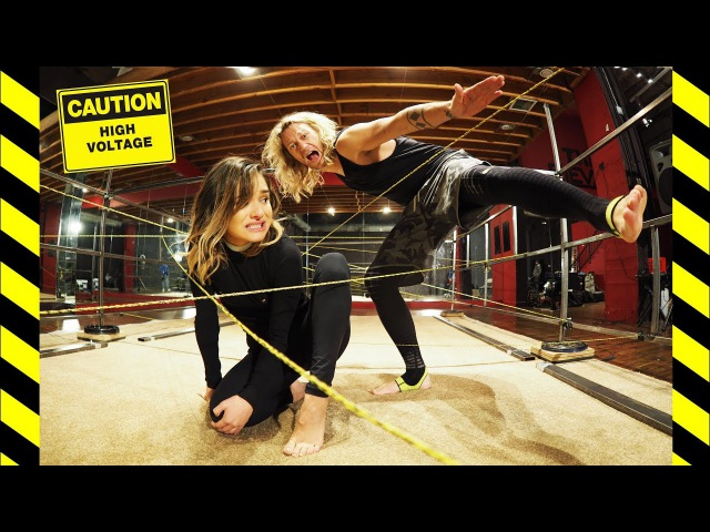 ELECTRIC SHOCK PRISON with Chachi Gonzales (Ultimate Expedition Episode 3)