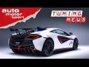McLaren MSO X: Luftschnorchel für den Supersportler - TUNING-NEWS   auto motor und sport