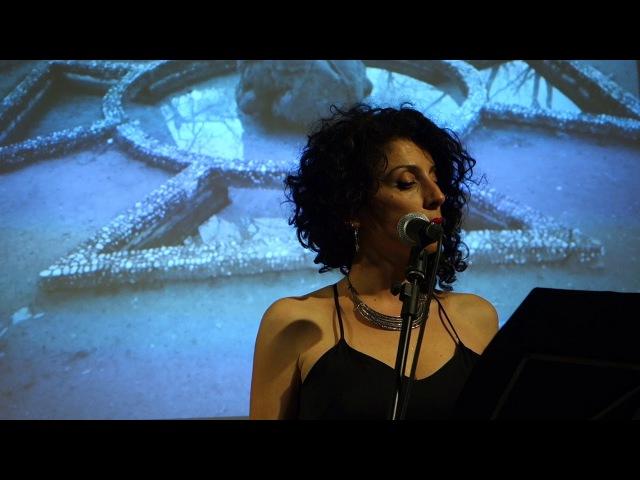 Tsidmz Carmen D'Onofrio: Cosmogonie @ MAO Museo di Arte Orientale - di Torino 13/09/17 part 2