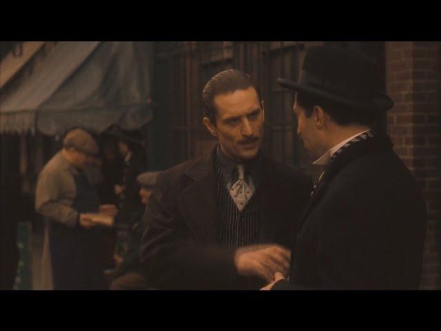 Godfather Part II (1974) - Don Vito Asks Signor Roberto a Favor (HD)