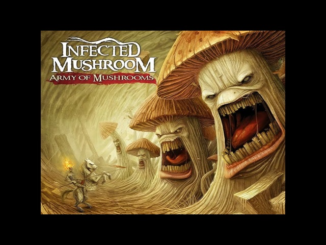 Infected Mushroom - The Pretender [Insane]