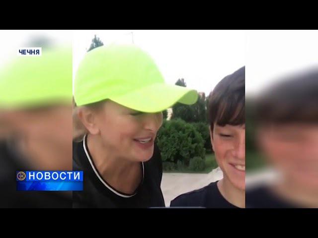 Уфимский депутат разыскала чеченского мальчика-певца