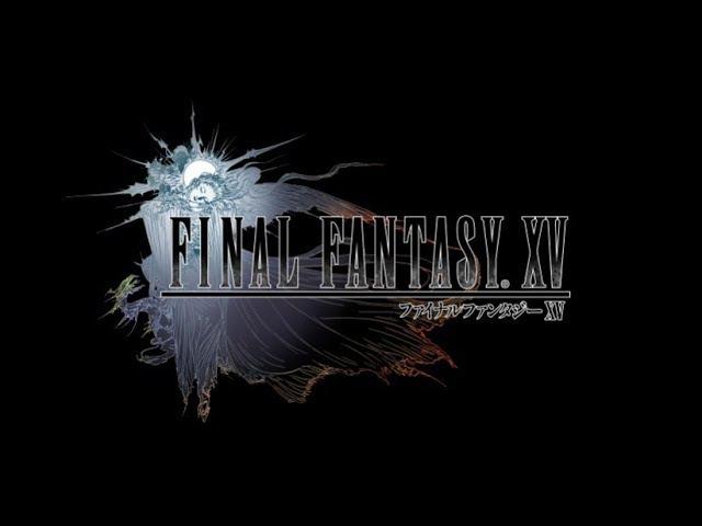 Запись стрима Final Fantasy XV часть 9