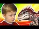 Загадки для Детей про Динозавров Большой Сборник Все серии подряд Детям про Дин...