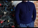 Пуловер свитер спицами для мужчин. Часть 7. Фотоальбом.