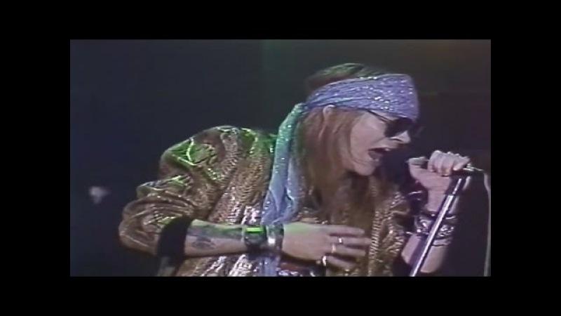 Guns N' Roses Live at The Ritz 1988 - Full Concert (Uncensored)