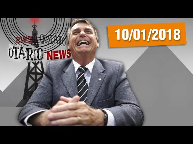 """""""Equívoco"""" de Bolsonaro, Obrigado Dilma, Fim do Uber e Astronauta Mentiroso"""