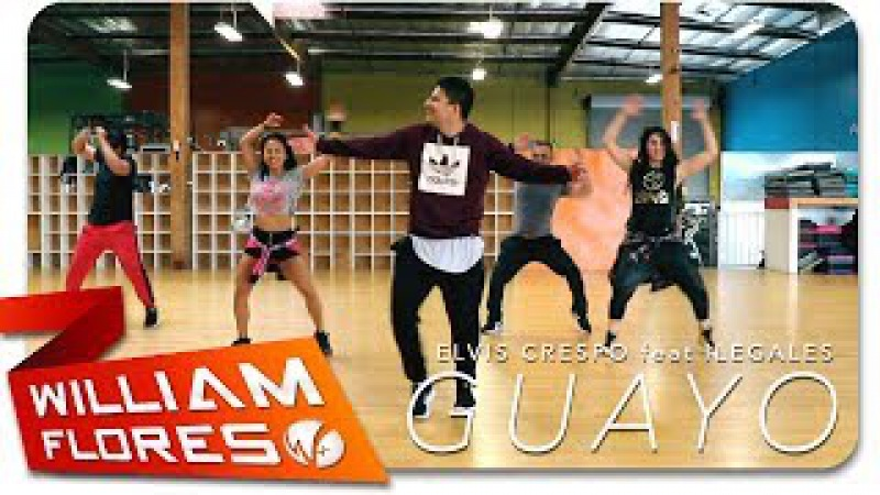 William Flores - Elvis Crespo Ft Ilegales – Guayo