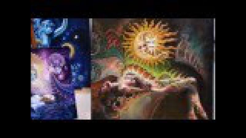 Stive Morgan - Wandering Soul - Dennis Potokar Art