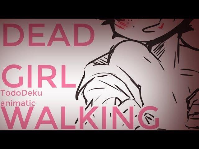 [6k SPECIAL] TodoDeku (BNHA) - Dead Girl Walking (Heathers) [ animatic ]