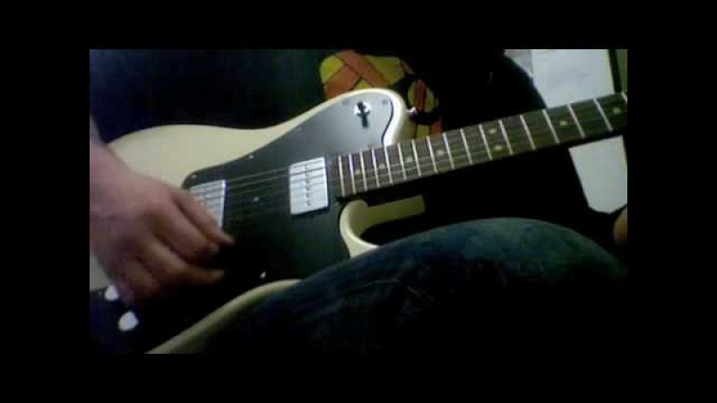A demo of the Bare Knuckle Mississippi Queen pickups.