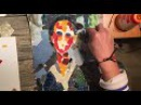 Живописный коллаж 2 Вдохновитель Амедео Модильяни